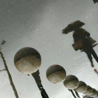 Под зонтом :: Tanja Gerster