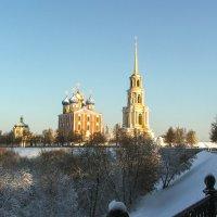 Рязанский кремль :: Alexander Petrukhin