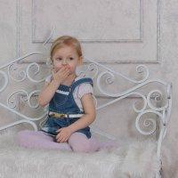 Маленькая девочка :: Ирина Лебедева