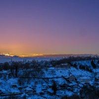 За тучи скрылось солнце :: Сергей Цветков