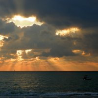 море в январе(2) :: дмитрий панченко