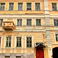 Улица Октябрьская, 122 :: Canon PowerShot SX510 HS