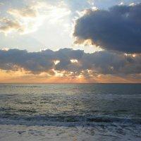 море в январе(4) :: дмитрий панченко