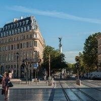 Бордо :: Надежда Лаптева
