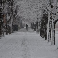 """Январь"" :: Давид Манакьян"