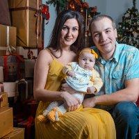 Мой первый Новый Год с семьёй :: Юрий JockeR