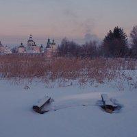Старый мостик. Кирилло-Белозерский монастырь :: Александра