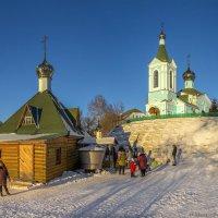 В Тригуляевском монастыре :: Валерий Горбунов