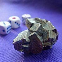 Кубики пирита :: Ольгушкин _____