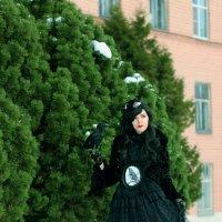 Очарование готики :: Виолетта Бычкова