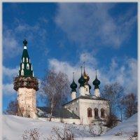 Церковь. :: Олег
