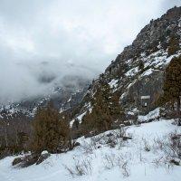 Январь в горах. :: Александр Грищенко