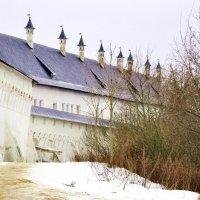 Дворец Алексея Михайловича в Саввино-Сторожевскм монастыре. Звенигород. :: Владимир Болдырев