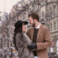 Love story :: Юлия Масликова