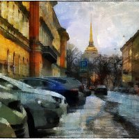 My magic Petersburg_02384 :: Станислав Лебединский