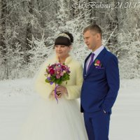 Свадьба :: Мария Букина