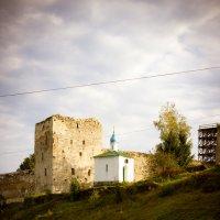 Старый изборск :: Олег Дурнов