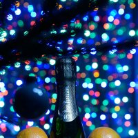 Новый год :: Таня Котрехова
