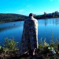 Рыбак Проснулся... :: Дмитрий Петренко