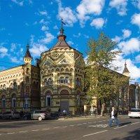 Город :: Андрей Шаронов