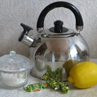 Новый чайник :: Татьяна Смоляниченко