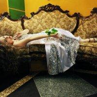 Спящая красавица :: Алёна Скоромец