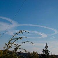 Как Вы думаете, что на небе? :: Дина Горбачева