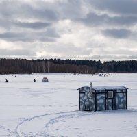 Рыбалка с удобствами :: Андрей Куприянов