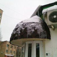 Интерьер шапочка зимняя-магазинная. Люберцы 115 квартал. :: Ольга Кривых