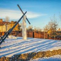 Памятник ссыльным в Вильнюсе :: Vsevolod Boicenka