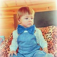 Степан..1 годик :: Ольга Бархатова