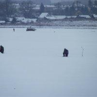 рыбакі :: Дмитрий