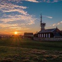 Sunset on the top :: Alena Kramarenko