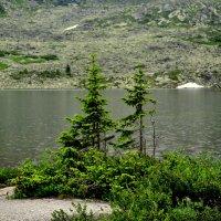 Озеро Каровое(Ергаки) :: Дмитрий Самарин