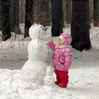 Зимние забавы :: Виктор Колмогоров