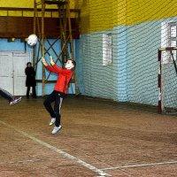 Перебрасываем Мяч Через Вратаря... :: Дмитрий Петренко