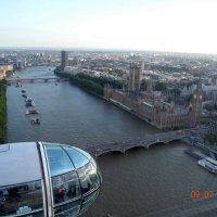 Первое  посещение Лондона ! :: Виталий Селиванов
