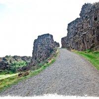 Дорога между континентальными плитами :: Alexander Dementev