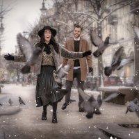 Кино. Love Story :: Юлия Масликова