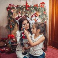 Елена и семья :: Андрей Молчанов