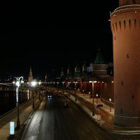 Москворецкая башня :: Максим Ершов