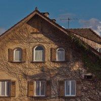 Дом с тенями :: Олег Дурнов