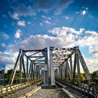небо,мосты :: Алина Гриб