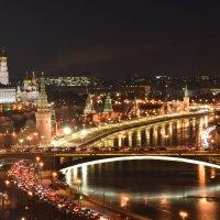 Огни Москвы :: Ирина Бирюкова
