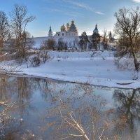 Воскресенский Ново-Иерусалимский монастырь :: Ирина Бирюкова