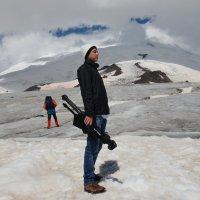Вид на Эльбрус :: Виктор Хорьяков
