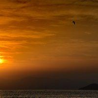 Море - закат :: Владимир Брагилевский