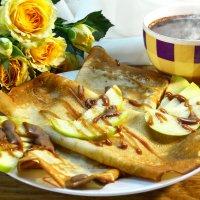 Яркий завтрак :: Татьяна Евдокимова