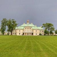 Большой Меншиковский дворец :: Константин