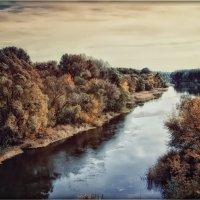 Утекает осень... :: Ирина Falcone